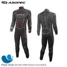 AROPEC 5mm 半乾式防寒衣(男) 超彈性 Prima Fullsuit 潛水衣 防寒衣 深潛泳衣 潛水員衣