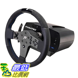 [9美國直購] 遊戲方向盤 FANATEC CSL ELITE RACING WHEEL AND WHEEL BASE