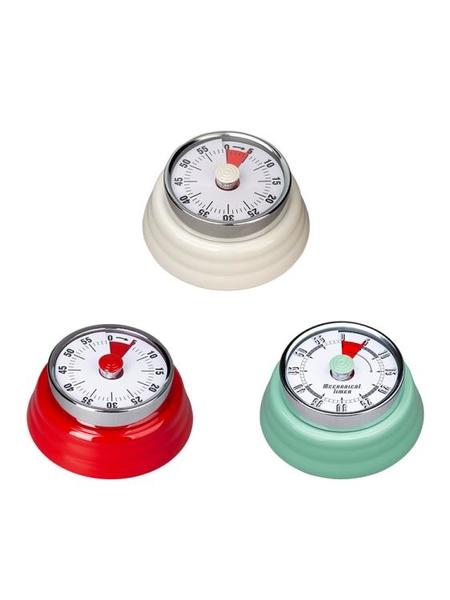 計時器 日本霜山機械計時器可磁吸學生時間管理學習提醒器廚房烹飪定時器 夢藝家