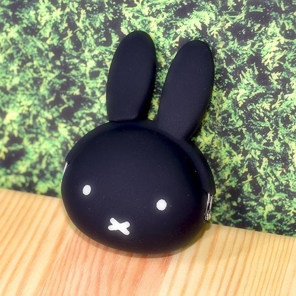 Miffy 米菲兔 日本正版 p+g desing POCHI 矽膠零錢包