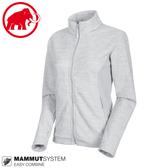 【MAMMUT 女 Yadkin Hooded 外套《公路灰》】1014-00880/中層運動夾克/彈性透氣/跑步