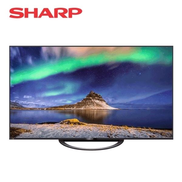 【折扣碼sharptv 結帳再折】SHARP夏普 70吋 AQUOS真8K液晶電視 8T-C70AX1T