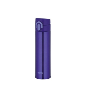 膳魔師【JNI-400-BL】400ml彈蓋超輕量保溫杯-BL藍色