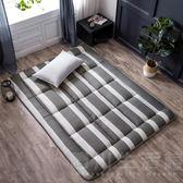床墊1.8m床1.5m床1.2米單人雙人褥子墊被學生宿舍海綿榻榻米床褥 晴川生活館 NMS