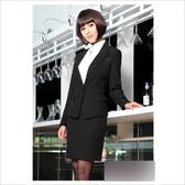 OL職業套裝(裙裝)-新款耀眼商務職業制服6h38[巴黎精品]