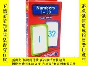 二手書博民逛書店School罕見Zone Flash Cards Numbers
