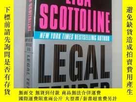 二手書博民逛書店Legal罕見Tender 英文原版Y85718 Lisa Sc