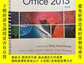 二手書博民逛書店Microsoft罕見office 2013 plus PEAR