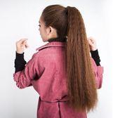 假髮馬尾女生長捲髮  中元節禮物