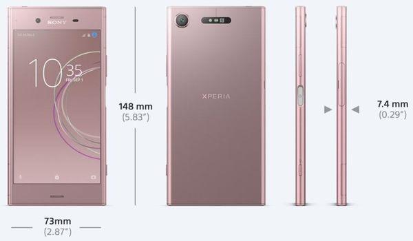 分期0利率   Sony Xperia XZ1 4G/64G LTE 5.2吋 智慧型手機【贈9H鋼化玻璃保護貼*1+贈空壓氣墊殼*1】