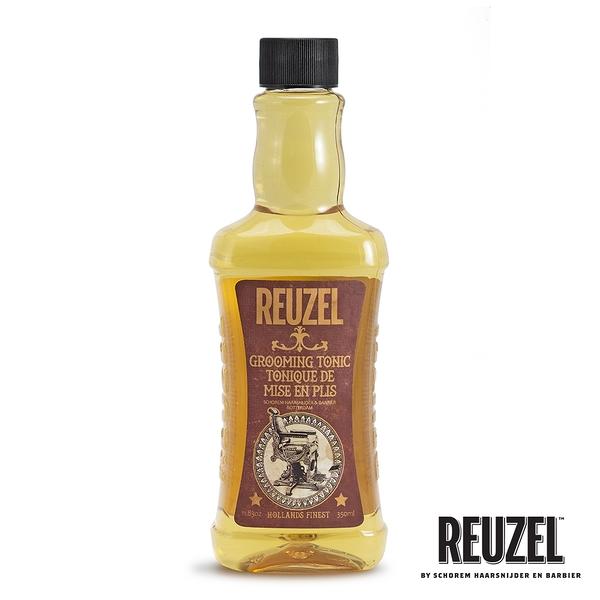 REUZEL Grooming Tonic 保濕強韌打底順髮露 350ml (原廠公司貨)【Emily 艾美麗】