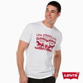 T恤 男裝 / 雙馬 - Levis