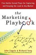 二手書 The Marketing Playbook: Five Battle-tested Plays for Capturing and Keeping the Lead in Any Mark R2Y 1591840384