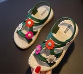 女童涼鞋 女童涼鞋2020夏季寶寶防滑軟底小公主家用小孩小童兒童小學生涼鞋【全館免運】