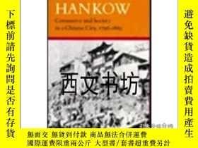 二手書博民逛書店【罕見】1992年出版平裝 Hankow: Commerce a