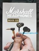 平廣 Marshall MODE EQ 耳機 單鍵手機麥克風 可調整低音 英國樂器風 送繞公司貨保一年