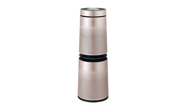 LG PuriCare™ 360°空氣清淨機 雙層 玫瑰金 AS951DPT0