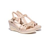 ORWARE-女厚底涼拖鞋651028-05灰