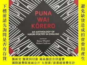 二手書博民逛書店Puna罕見Wai Korero: An Anthology o