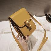 手機包夏天小包包女潮韓版百搭斜背包側背包簡約時尚手機包ins 爾碩