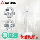 【大同TATUNG】12吋電風扇(立扇)  TF-L12E