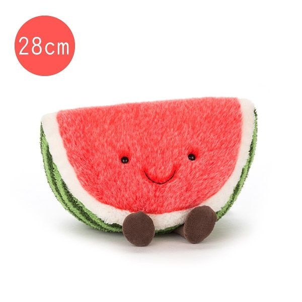 英國 JELLYCAT 西瓜寶寶 28cm Amuseable Watermelon