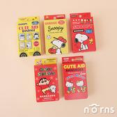 日貨卡通盒裝OK蹦組-Norns 日本製 Hello Kitty 腳踏車 蠟筆小新 OK繃 ok棒