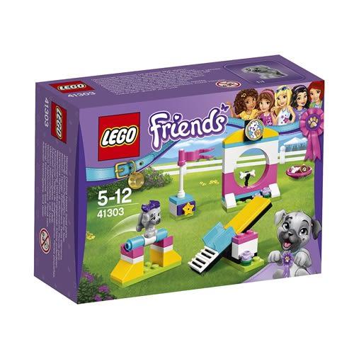 LEGO樂高 Friends系列 小狗遊樂園_LG41303