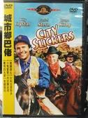 挖寶二手片-D76-正版DVD-電影【城市鄉巴佬】-比利克里斯托 丹尼爾史坦 布諾寇比(直購價)