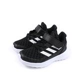 adidas RapidaRun EL I 運動鞋 慢跑鞋 魔鬼氈 童鞋 黑色 小童 EF9277 no808 13.5~16.5cm