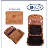 BRICS 義大利生產 專利布料 盥洗包 旅行盥洗袋 四色可選-美冠皮件 Traveler Station