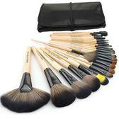 24支化妝套刷套裝便攜組合刷子全套影樓美妝彩妝用品工具刷    麻吉鋪