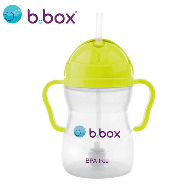 澳洲b.box 防漏學習水杯(240ml)-波蘿綠