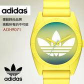 愛迪達 Adidas 個性潮流腕錶 40mm/運動/YL/防水/漸層/手錶/ADH9071 現+排單 熱賣中!