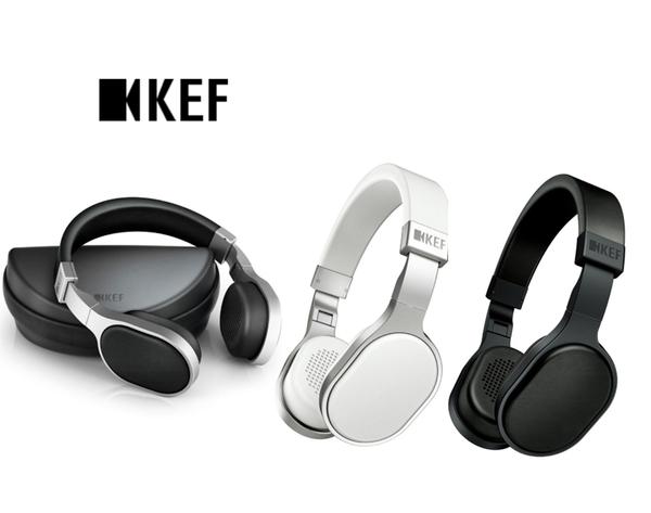 年終限量特殺品《名展影音》 英國 KEF 極致優化美聲 M500 Hi-Fi 專業級耳罩式耳機