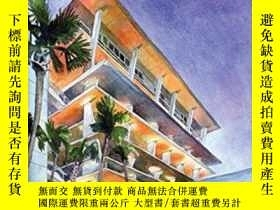 二手書博民逛書店Pocket罕見Guide To Miami Architect