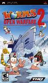PSP Worms 2 Open Warfare 百戰天蟲2 公開的戰爭(美版代購)