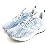 《7+1童鞋》大童 ADIDAS QUESTAR CC W  DB1304  緩震慢跑鞋 運動鞋7315 水色