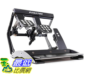[9美國直購] 遊戲油門踏板 FANATEC CLUBSPORT V3 PEDALS INVERTED