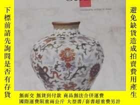 二手書博民逛書店國內原版罕見Chinese Ceramics by Fang L