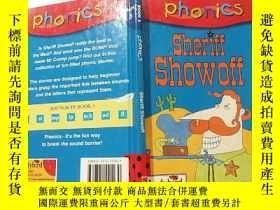 二手書博民逛書店sheriff罕見showoff:警長炫耀Y200392