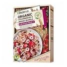 【米森】有機草莓莓果脆麥片(350g/盒) 6盒