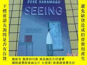 二手書博民逛書店罕見SEEING(英文原版)Y209851 José Saram