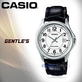 CASIO 卡西歐 手錶專賣店 MTP-1401L-7A 男錶 真皮錶帶 防水 日期顯示