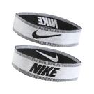 Nike 頭帶 Sport Headband 白 黑 男女款 棉質 頭帶 頭巾 雙面 運動休閒【ACS】 N100161210-1OS