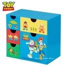 日本限定 迪士尼 玩具總動員家族 收納盒...