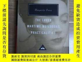 二手書博民逛書店The罕見Lover, Wartime Notebooks, Practicalities 情人 戰時筆記 現實