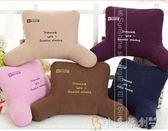 抱枕床頭靠枕抱枕辦公室汽車內用護腰靠墊座椅子腰枕沙發靠背墊午睡枕DF 免運
