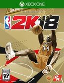 X1 NBA 2K18 傳奇黃金版(美版代購)