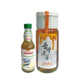 樂活蜂 龍眼蜜+檸檬汁 【蜂蜜檸檬組合價】